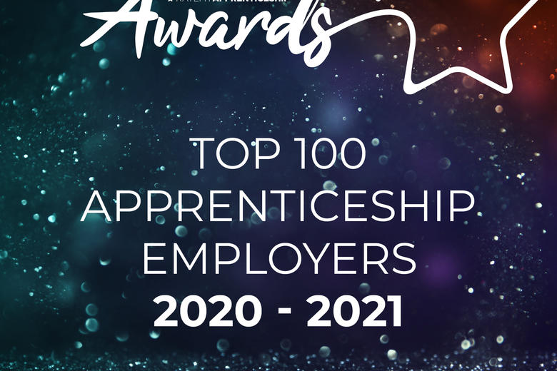 University of Oxford placed in Rate My Apprenticeship Top 100 Apprenticeship Employer Table 2020 - 2021
