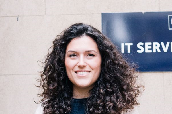 Picture of Marta Triberio, Learning Events & Marketing Coordinator at the IT Learning Centre