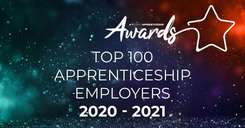 University of Oxford rates in Rate My Apprenticeship Top 100 Apprenticeship Employer Table 2020 - 2021