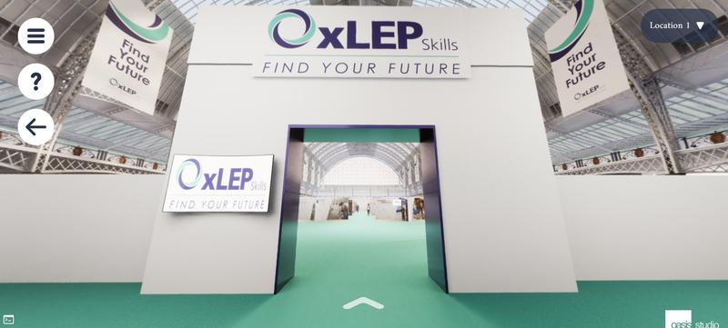 Find Your Future OxLEP Virtual Career Platform