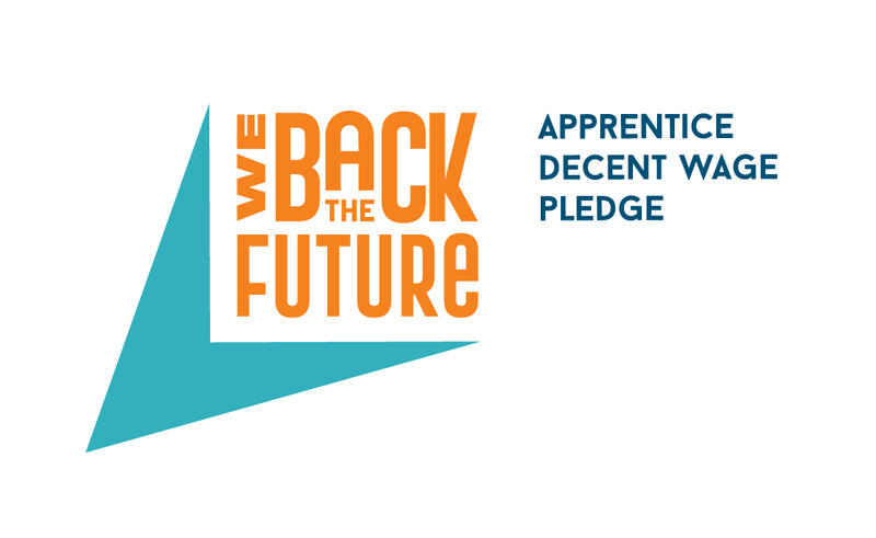 We Back The Future, Apprentice Wage Pledge by University of Oxford