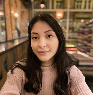 Emilia Reyes Pabon, finalist for Oxford Apprenticeship Awards
