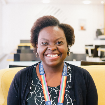 Picture of Machilu Zimba, Policy Advisor in Equality & Diversity Unit